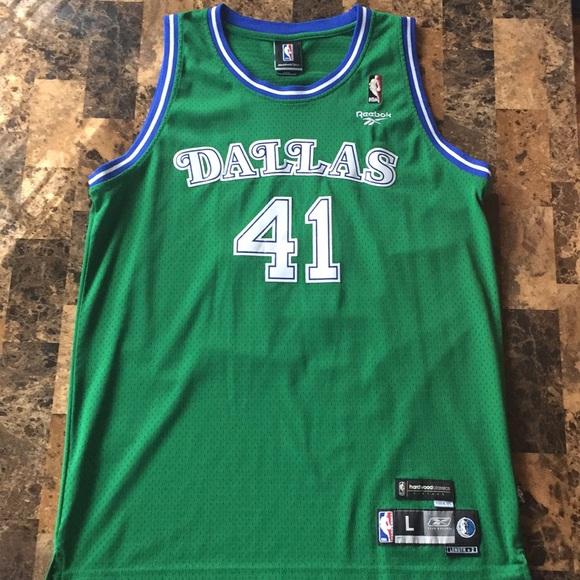 free shipping be01a 0166c Dallas Mavericks Authentic Dirk Nowitzki Jersey